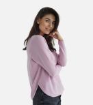 Rosa tröja